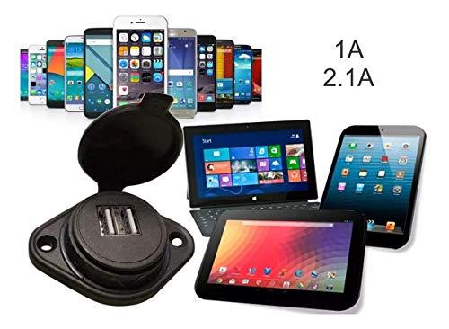 Tomada Usb Veicular Carregador Celular Tablet Extensor Rs110