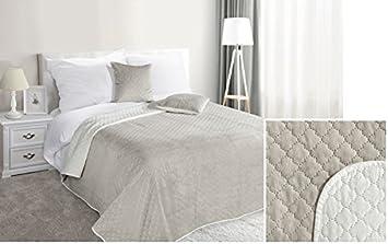 Tagesdecke My Home Wohnen Tagesdecken Basic Obermaterial Aus 100/% Baumwolle