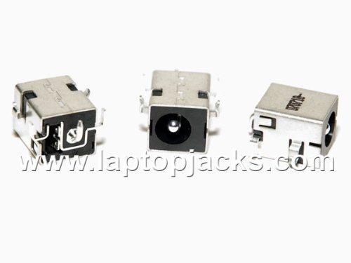 Fujitsu Amilo A7640, A7645, M1405, M1437G, M3438G, M4438, M4438G, M7405, Li1818, Pro V2020, V2040, Pi1505, Pi2512, PI2515 DC Power Jack ()