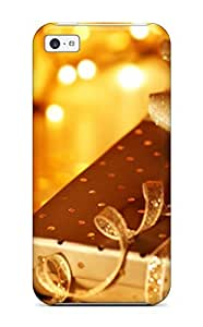 First-class Case Cover For Iphone 5c Dual Protection Cover Chocolate Wrapper