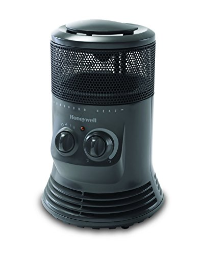 Honeywell HZ-0360 Surround Heat Heater Ceramic Heaters Honeywell