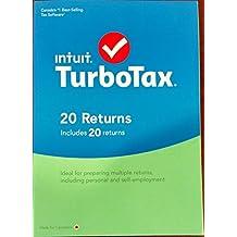 Intuit TurboTax 20 Returns 2015