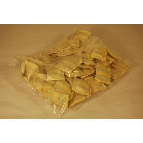 Butternut Squash Sage (Carlas Precooked Egg and Sage Striped Butternut Squash Ravioli, 2.65 Pound -- 2 per case.)