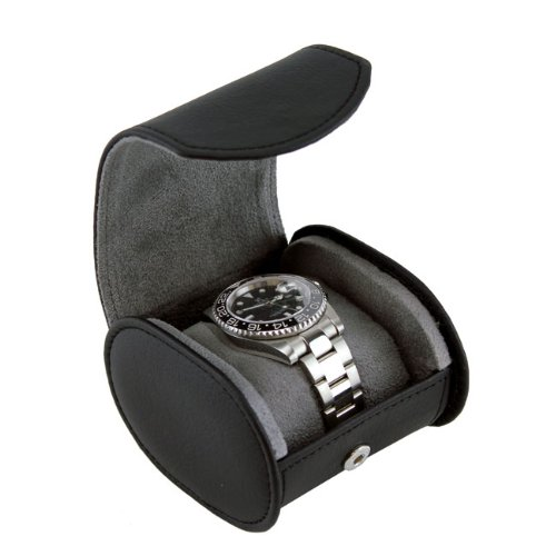 Heiden Travelers Watch Case - Oval (Great for Extra Large Watches)