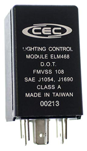 CEC Industries ELM468 Lighting Module (2005 Chrysler Town And Country Body Control Module)