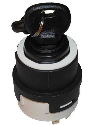 Tornado Heavy Equipment Parts Fits JCB Heavy Equipment Ignition Switch  701/80184