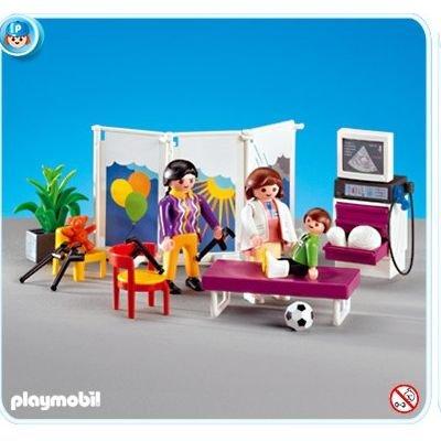 playmobil kinderarzt