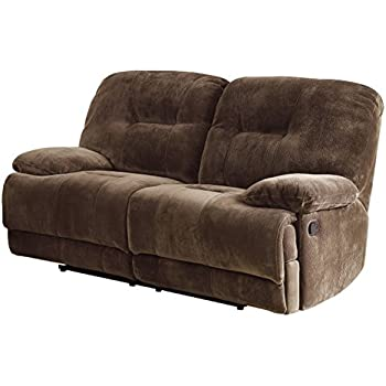 Amazon Com Homelegance 9723 3 Double Reclining 2 Seater
