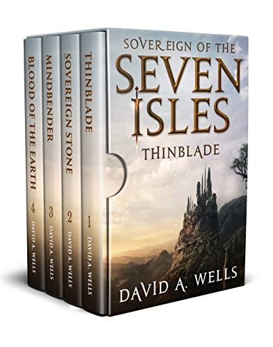 Sovereign of the Seven Isles Box Set (Books 1-4) by [Wells, David A.]