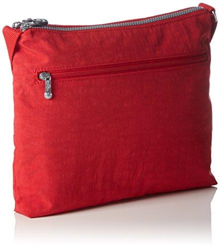 Ref35j T B Sacs Alvar Femmes Kipling 5 Rouge H cm Vibrant x Bandoulière Red 33x26x4 x 1xfUOq