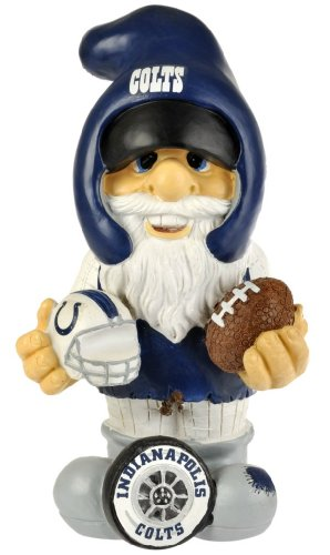 - Indianapolis Colts Thematic Gnome - 2Nd Version