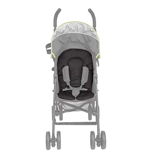 - Delta Children Universal Cushioned Mesh Stroller Liner, Black