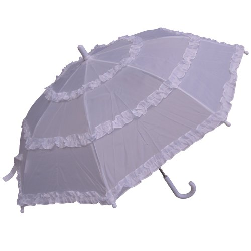 Rainstoppers Girl'S Solid Umbrella