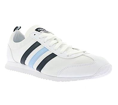 hot product arrives sale uk adidas neo VS Jog Schuhe Herren Sneaker Turnschuhe Weiß ...