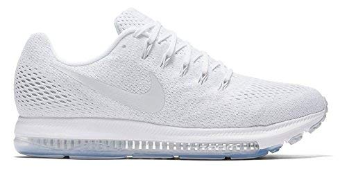 - Nike Womens Zoom All Out Low Low Top Lace Up, White/Pure Platinum, Size 9.0