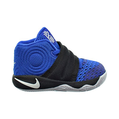 d32dbe28af5b ... coupon code for nike kyrie 2 td toddlers shoes hyper cobalt metallic  silver black 827281 444