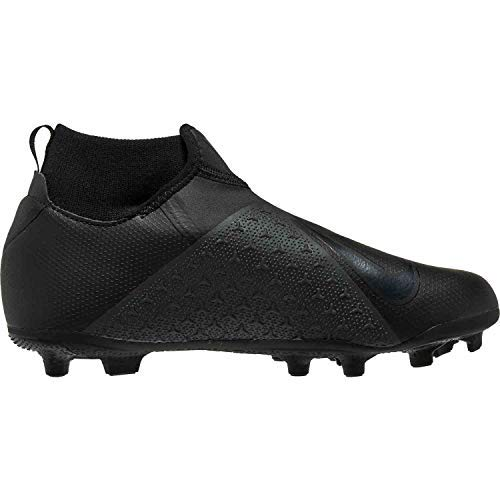 Nike Phantom Vision Academy Men's Firm Ground Soccer Cleats (6.5 D(M) US) Black by Nike (Image #1)