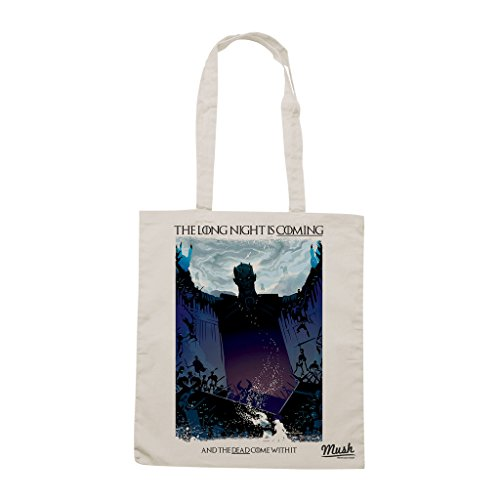 Borsa THE LONG NIGHT IS COMING - Bianca - FILM by Mush Dress Your Style
