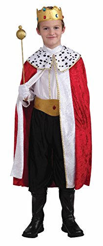 Prince Outfit Toddler (Forum Novelties Regal King Child Costume,)
