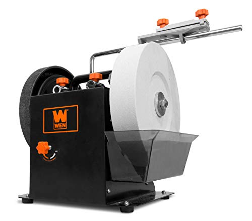 WEN BG9910 10-Inch Variable-Torque Water Cooled Wet and Dry Sharpening System by WEN (Image #1)