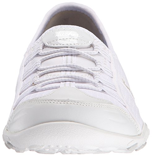 Skechers Breathe-easy allure - Zapatillas Mujer Blanco - blanco (Wht)