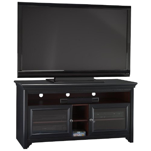 Innovex 255 Stanford Tv Stand Black Tv Stand