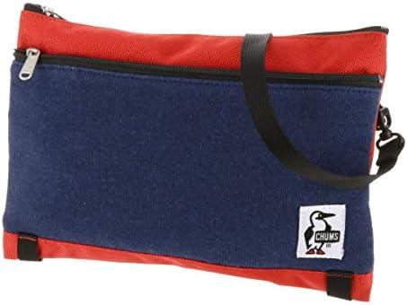 ショルダーバッグ サコッシュ SWEAT NYLON スウェットナイロン Two Necked Shoulder Sweat Nylon ツーネックショルダー ch60-2682