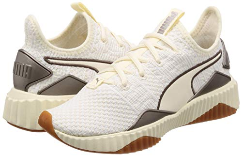 Chaussures De Puma White Whisper Luxe Wn's Femme Blanc Fitness Defy OwFOqfA