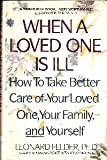 When a Loved One Is Ill, Leonard Felder, 0453007120