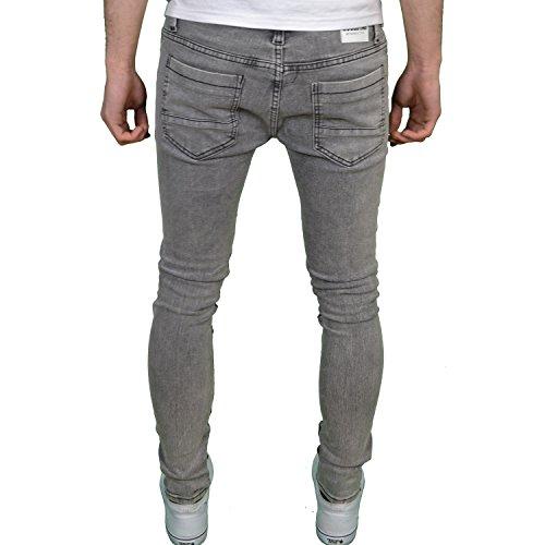 Soulstar Uomo Jeans Soulstar Grigio Jeans 6da8qpwx