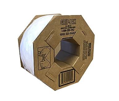 Amazon.com: Rollo de 1.000 6-Pack Anillos (grip-pak ...