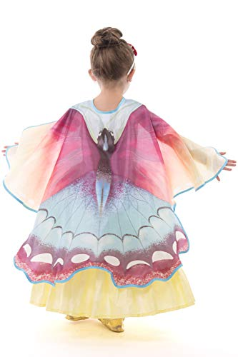 Little Adventures Animal Wing Capes (Butterfly, Large Age 5-9) ()