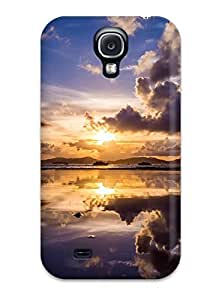 Larry B. Hornback's Shop Faddish Sunrise Case Cover For Galaxy S4