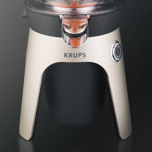 KRUPS ZB500E52 Infinity Slow Juice Extractor with 2 ...