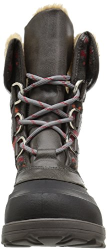 Yaegar Dark Boot Bt Grey Women's Baretraps Snow qwW78gC