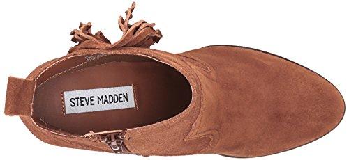 Steve Madden Bota de Ohio Chestnut Suede