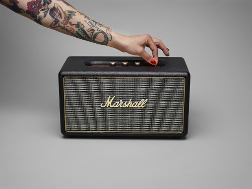 Amazon.com  Marshall Stanmore Bluetooth Speaker 6349c1992b82d