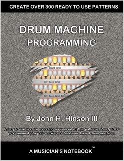 Drum Machine Programming