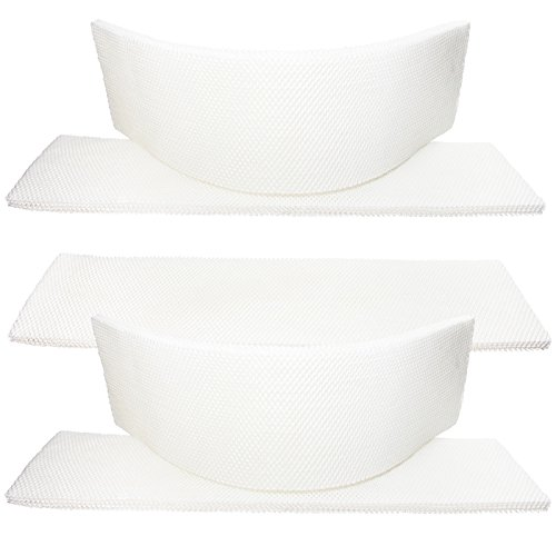 5-Pack Replacement Emerson MoistAIR MA1200 Humidifier Filter - Compatible Emerson MoistAIR MAF-1 Air Filter