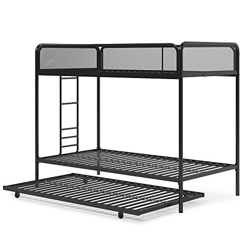 DHP Metal Bunk Twin