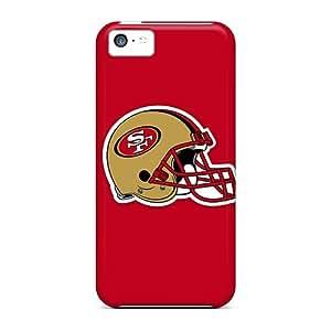Iphone 5c Case Bumper Tpu Skin Cover For Super Bowl 2013 San Francisco 49ers Accessories