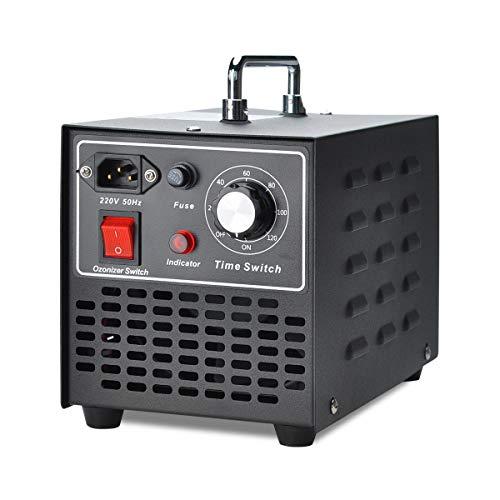 🥇 COVVY Generador de ozono comercial