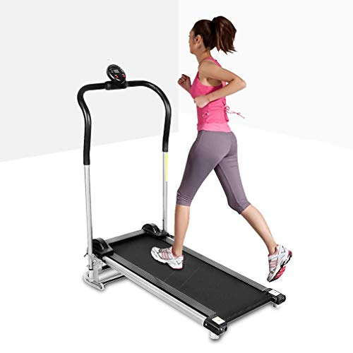 Outad Folding Treadmill Electric Treadmill With Led