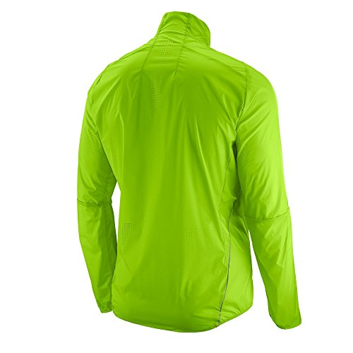 Light S Men Green Jacket Grün Salomon Lab Granny HdIEIw