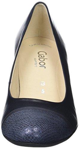 navy Comfort 85 Bleu ocean Shoes Femme Gabor Escarpins ApwnBaOqx7