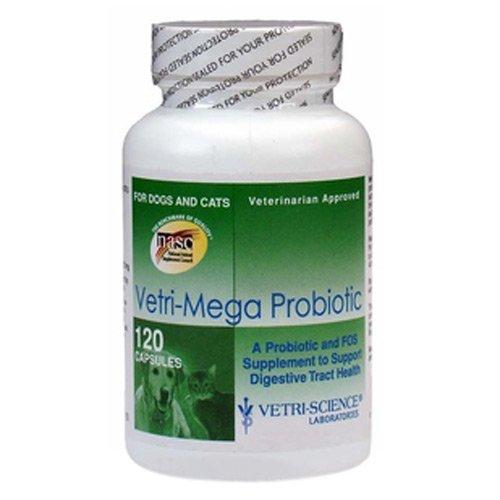 Vetri-Mega Probiotic (120 Caps), My Pet Supplies