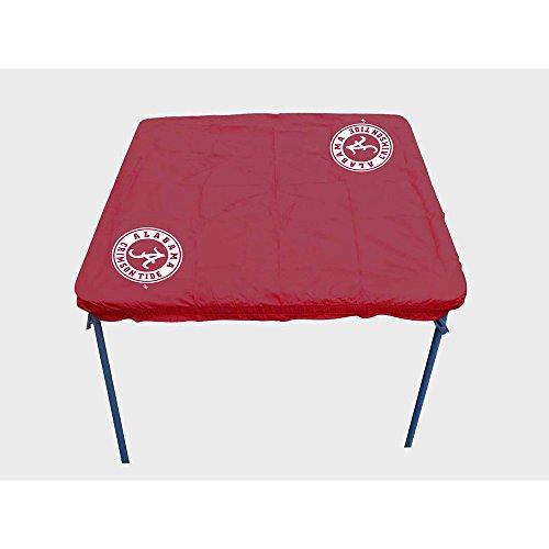 Rivalry NCAA Alabama Crimson Tide Card Table - Table Alabama