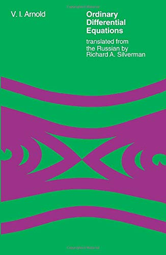 Ordinary Differential Equations  Mit Press