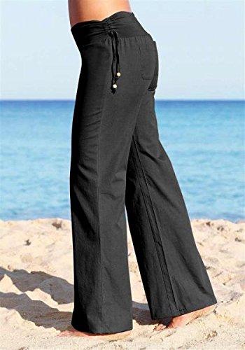 24c9d29aebe0c1 Buffalo Damen Hose Sport Hose Freizeithose Marken-Strandhose ...