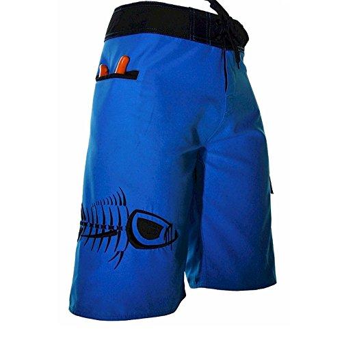 - Tormenter Mens Tuna Waterman 5 Pocket Boardshorts 40 Royal Blue